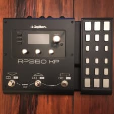 DigiTech RP360XP Guitar Multi-Effect Pedal