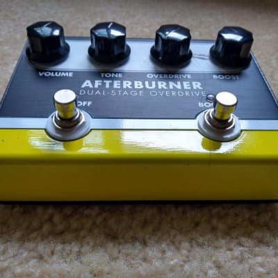 Jet City Afterburner Dual Stage Overdrive for sale