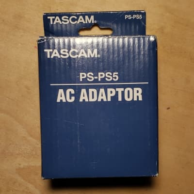 Tascam PS-PS5 AC Adapter - New Old Stock