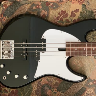Fodera NYC Empire Bass PJ Black for sale