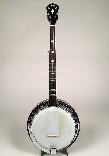 1970 S Iida 5 String Model 230 Vintage Banjo With Reverb