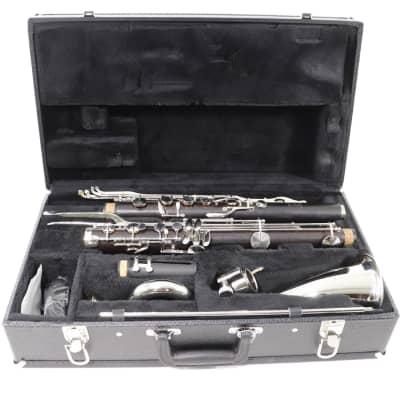 Leblanc Model L60 Grenadilla Professional Bass Clarinet SN 3414J