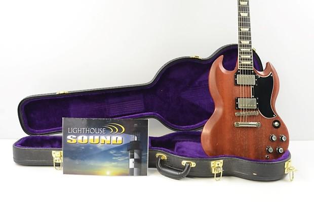 Epiphone Elitist 61 RI SG Standard Electric Guitar- Worn