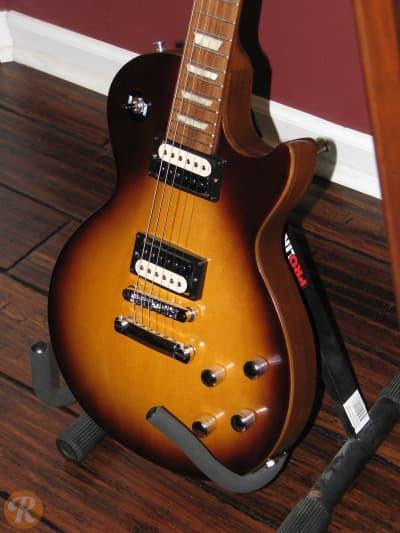 Gibson Les Paul Future Tribute 2010s Wine Red or Sunburst | Reverb