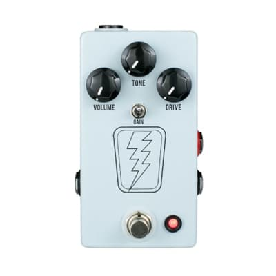 JHS Pedals SuperBolt V2 Supro Style Overdrive Guitar Effects Pedal SUPER BOLT