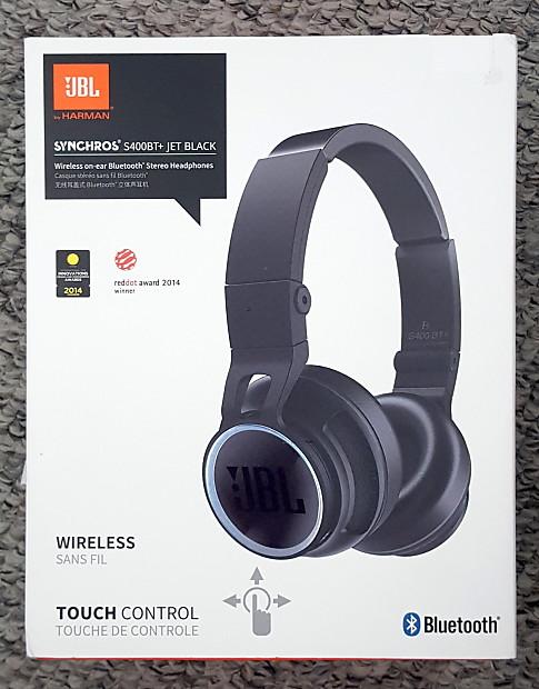 825438c2e3a Description; Shop Policies. These JBL Synchros S400BT+ Bluetooth Wireless  ...