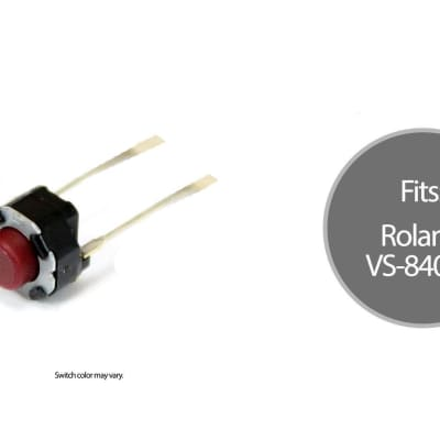 Roland Tact Switch Replacement Part for VS-840EX