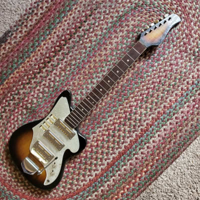 Awesome Teisco Audition project - 3 Goldfoil Pickup Heaven! for sale