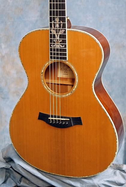 2004 Taylor Xxx Mc 30th Anniversary Grand Concert Acoustic