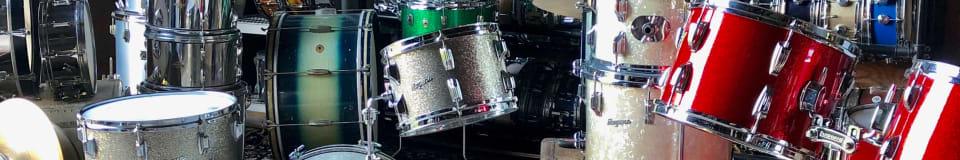 Vintage Drum Bug
