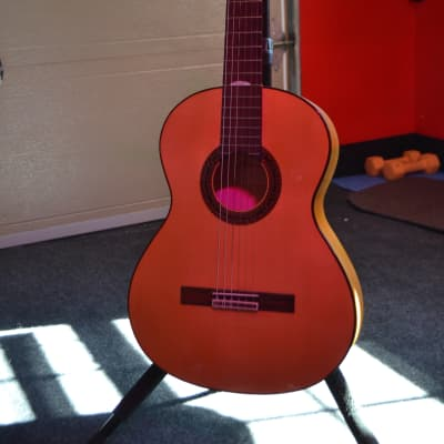 Almansa A-413F Flamenco Guitar - Spruce Top - Handcrafted in Spain for sale