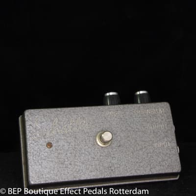 Schaller Fuzz 1966 Made in West Germany AC-151 Germanium Transistors in Iron Cast housing