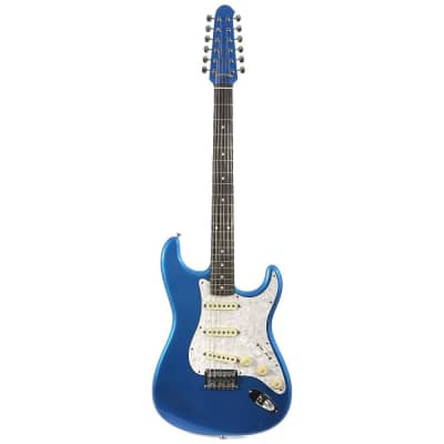 Fender ST-12 TX 12-String Stratocaster Made In Japan 2004 - 2007