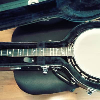 nechville 30th anniversary phantom   5 DAY SALE ends aug 6. only 30 of these banjos for sale