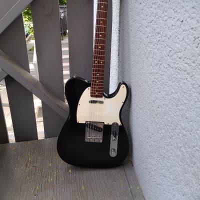 Fender Telecaster 1969 Black 7 pounds 3 oz