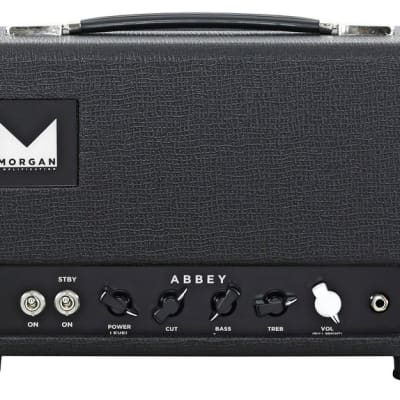Morgan Abbey Amp Head