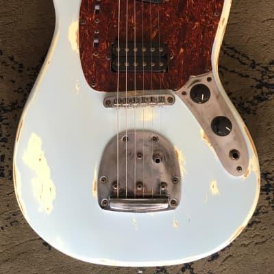 Fender Squier * Mystic Mustang *  Relic