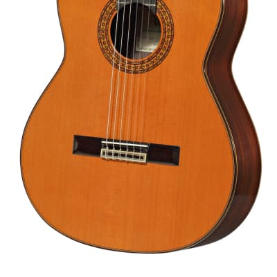 Spanish Classical Guitar VALDEZ MODEL 38 C - all solid - cedar top for sale