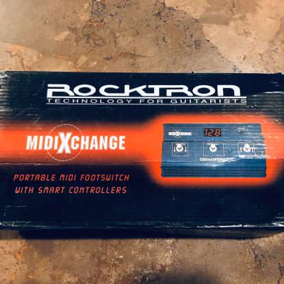 Rocktron Midi Xchange Foot Controller for sale