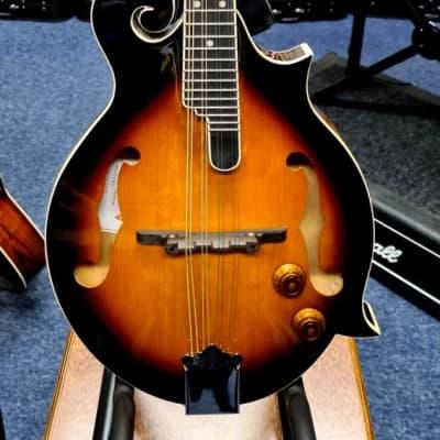Ashbury Am-380 F Style Mandolin Electro Acoustic for sale