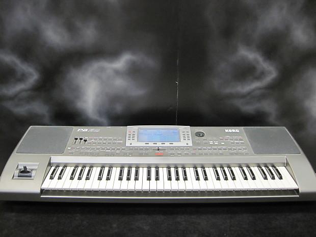 KORG PA60 61-Key Professional Arranger Keyboard
