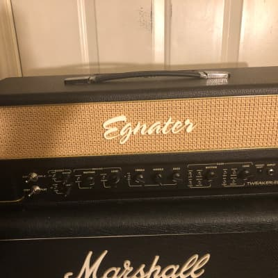 Egnater Tweaker 88 Tube Guitar Head with footswitch for sale