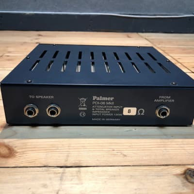 Palmer Loadbox PDI06 MKII 8OHM Owned by The Vamps for sale
