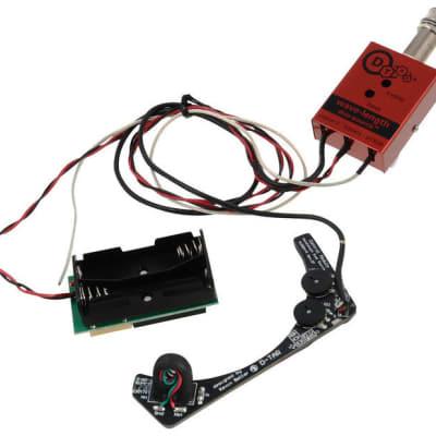 D-TAR Multi-Source Pickup-Mic System (Steel)