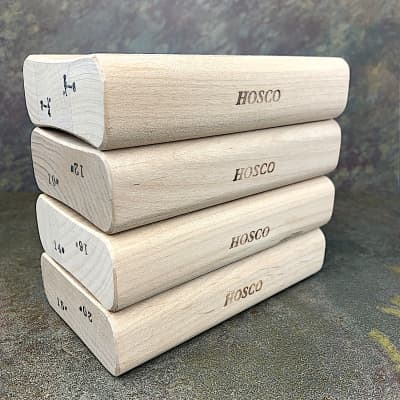 Hosco Two-Way Sanding Block - Set of 4 - SB4