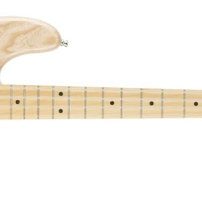 Fender American Elite Precision Bass, Ash, Natural, Maple for sale