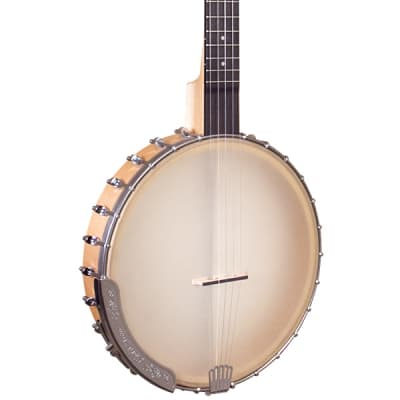 """Gold Tone CC-Carlin12 Signature Series 12"""" Clawhammer Banjo Left-Handed w/ Bag"""