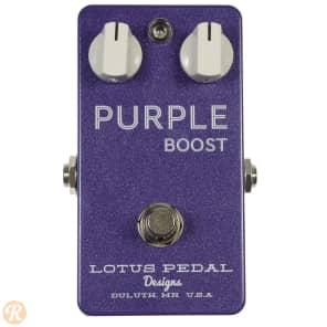 Lotus Purple Boost 2014