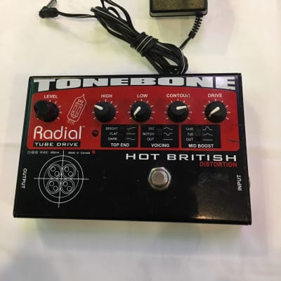 Radial Tonebone Hot British Distortion