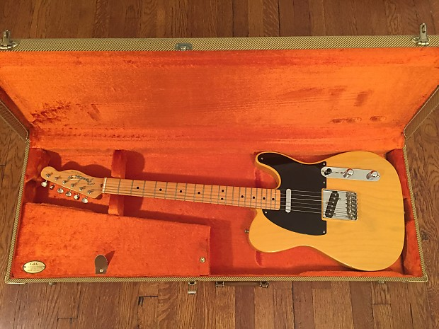 Fender Telecaster '52 Reissue 2002 Ash | Mike's Gear Supply on