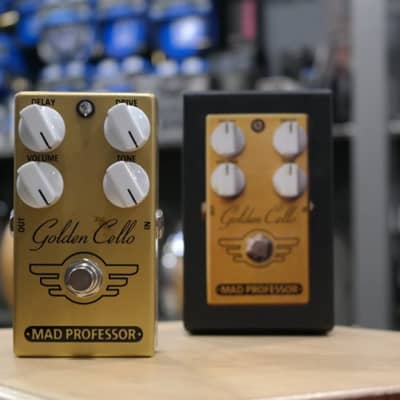 Mad Professor Golden Cello Fuzz for sale