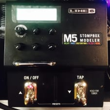 Line 6 M5 StompBox Modeler December 2017 Factory