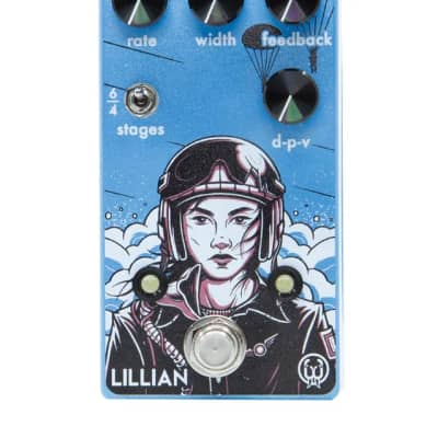 Walrus Audio Lillian Analog Phaser for sale