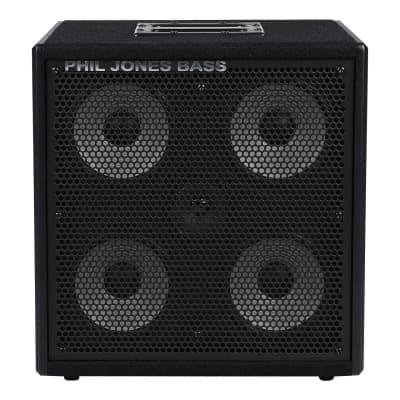 "Phil Jones Cab-47 300W 4x7"" Bass Speaker Cabinet - Open Box"