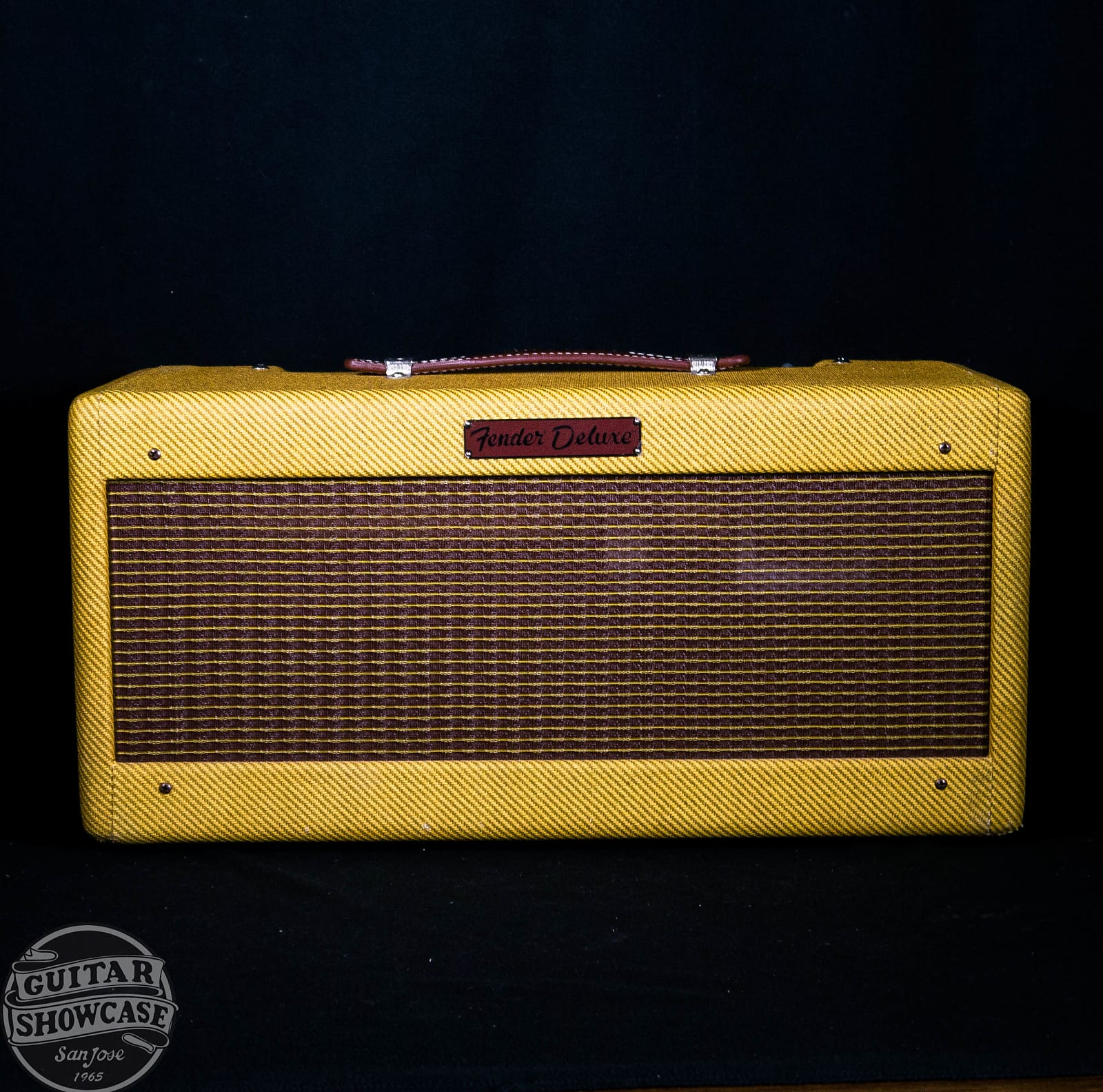 Fender Tweed Amp >> Fender 57 Deluxe Hand Wired Tweed Amp Head