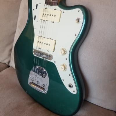 2000 Fender American Vintage '62 Jazzmaster Sherwood Green Metallic w/ Curtis Novak pickups