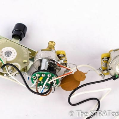 Fender Baja Telecaster Control Plate, Wiring embly S1 | Reverb on stratocaster wiring diagram, the strat wiring diagram, strat pickguard wiring diagram, gibson bass wiring diagram, guitar wiring diagram,
