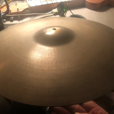 "Avedis zildjian  20"" ride 50s  Traditional"