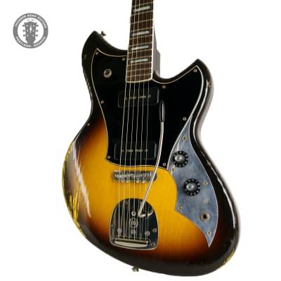 2019 Novo Guitars Serus J TV Burst for sale