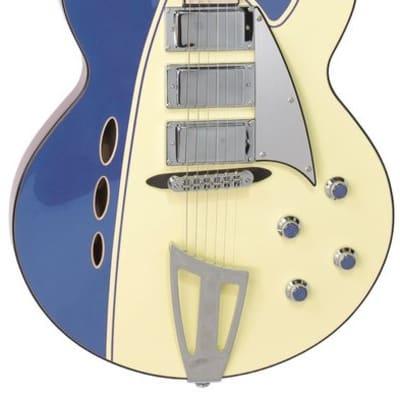 Backlund Rockerbox Blue/Creme for sale