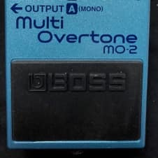Boss MO-2 Multi Overtone Guitar Effects Pedal Authorized Dealer!!