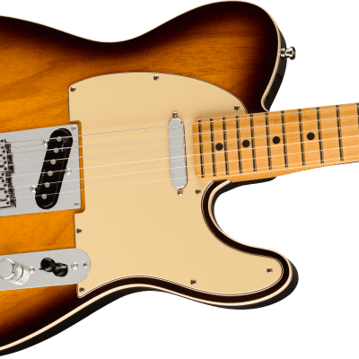 NEW! for 2021 Fender American Ultra Luxe Telecaster - 2-Tone Sunburst - Authorized Dealer Warranty
