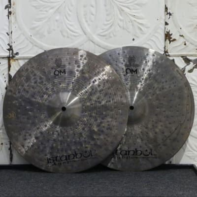 Istanbul Agop OM Cindy Blackman Hi Hat Cymbals 15in (990/1152g)