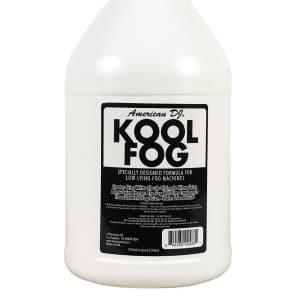American DJ KOOL-FOG Low Lying Fog Fluid (1-Gallon)