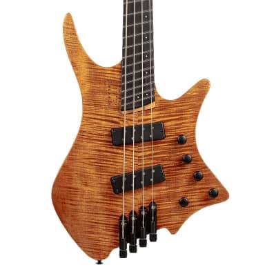 Strandberg Boden Bass Prog 4 Brown for sale