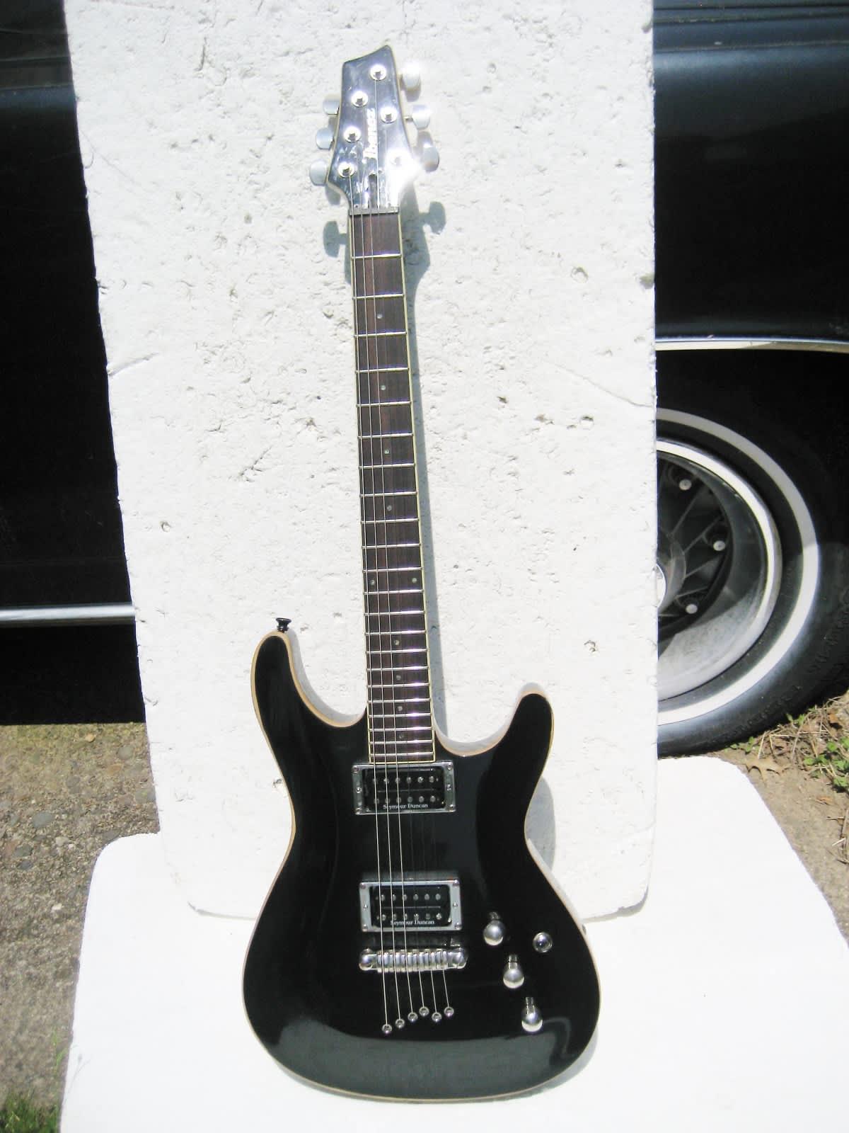 ibanez guitar korea usa duncan pickups 59 and jb set reverb. Black Bedroom Furniture Sets. Home Design Ideas